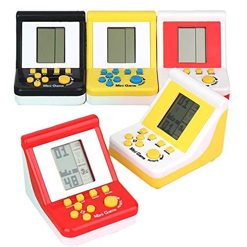 Deeabo Consola De Juegos Portátil, Consola De Juegos Tetris, Mini Máquina De...