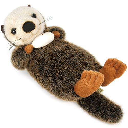 Owen The Sea Otter - 10 Inch Stuffed Animal Plush - by Tiger Tale Toys
