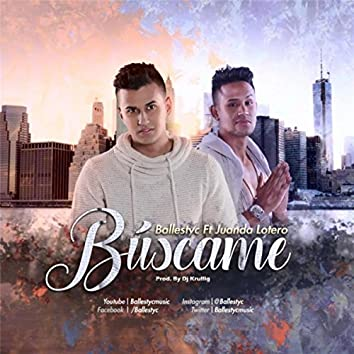 Buscame (feat. Juanda Lotero)