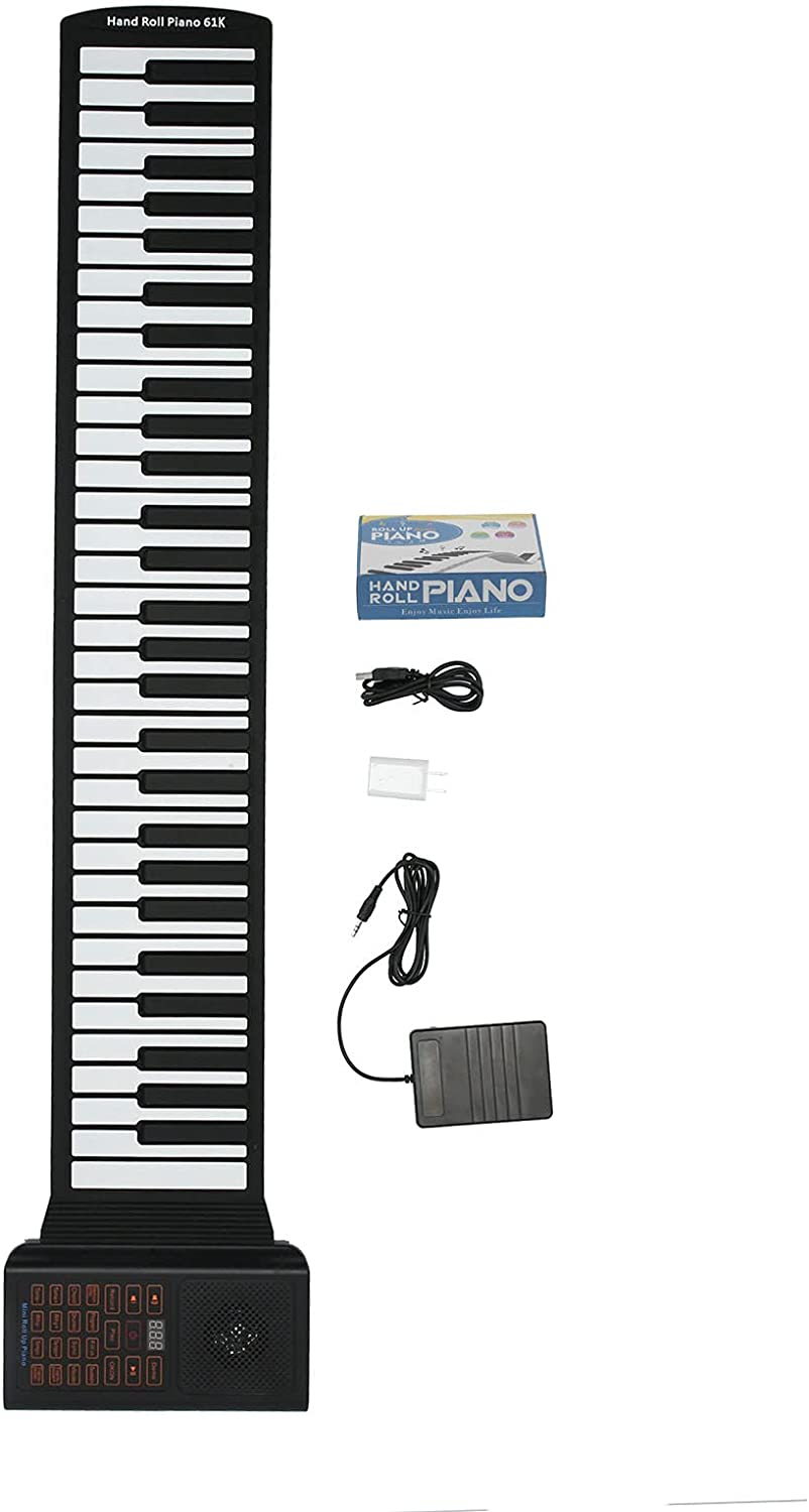Max 41% OFF Hand‑Rolled Piano online shop 128 Tones Connected with Mobile Rhythms