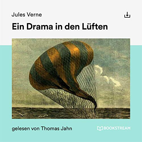Ein Drama in den Lüften cover art