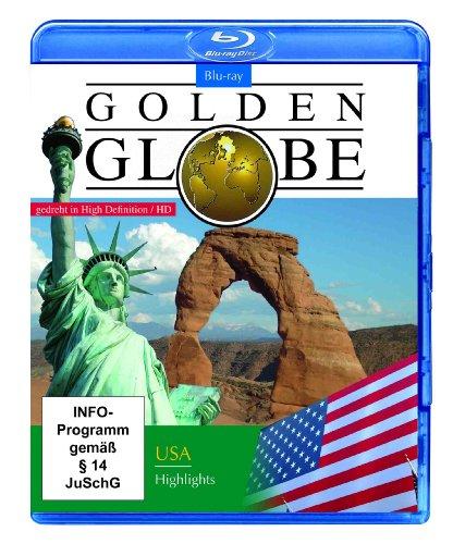 USA Highlights - Golden Globe [Blu-ray]