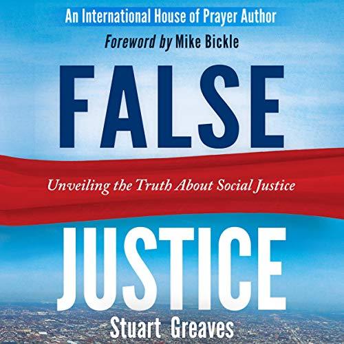 Couverture de False Justice
