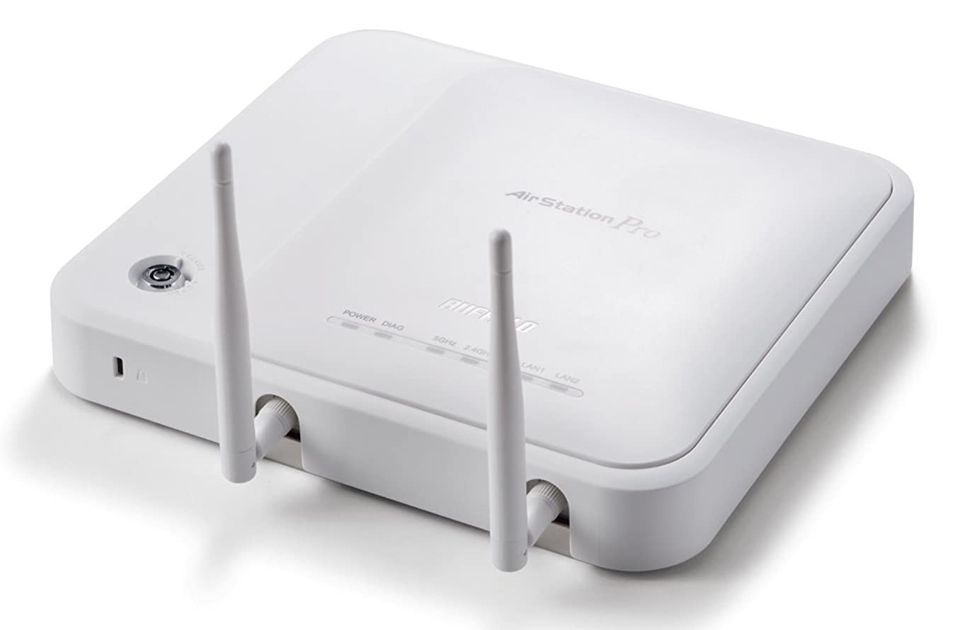 サスペンド今まで欠乏BUFFALO 法人向け無線LANアクセスポイント インテリジェントモデル WAPM-APG600H