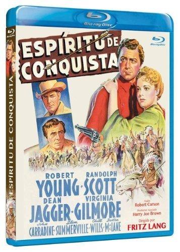 Espíritu de conquista / Western Union (1941) (Blu-Ray)