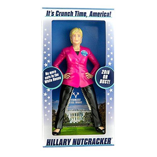 The Hillary Nutcracker with Stainless Steel Thighs and the Popular Vote