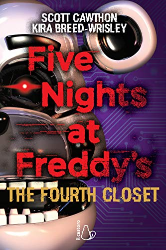 Five nights at Freddy's. The fourth closet: 3