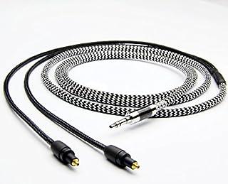 Yodonami 交換ヘッドホンケーブル SRH1840 SRH1540 SRH1440 に対応 アップグレードケーブル 3.5mmステレオミニ (1.5m)