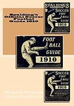Spalding's Official Soccer Football Guide for 1910