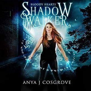 Shadow Walker audiobook cover art