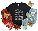 I Used To Be Cool Now I'm Just My Dogs Snack Dealer Shirt T-shirt Long Sleeve