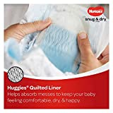 Huggies Snug & Dry Baby Diapers, Size 2, 96 Ct