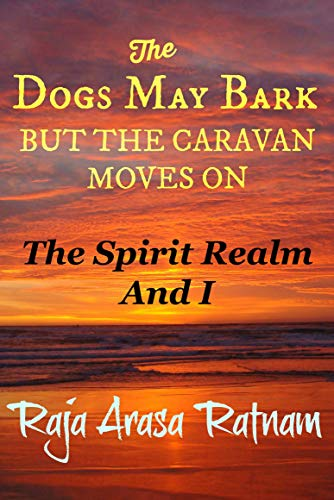 The Dogs May Bark But the Caravan Moves On: The Spirit Realm And I (English Edition)