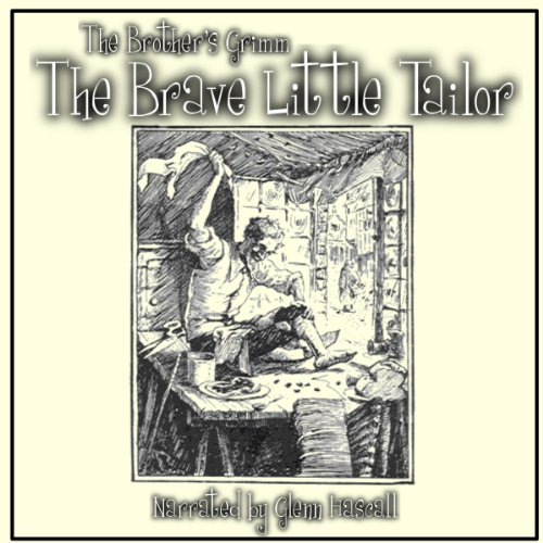 The Brave Little Tailor  By  cover art