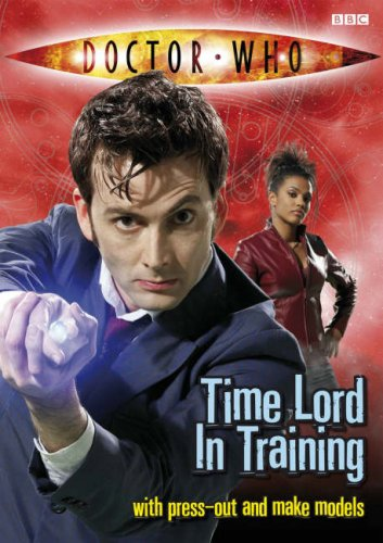 Doctor Who: Time Lord In Training
