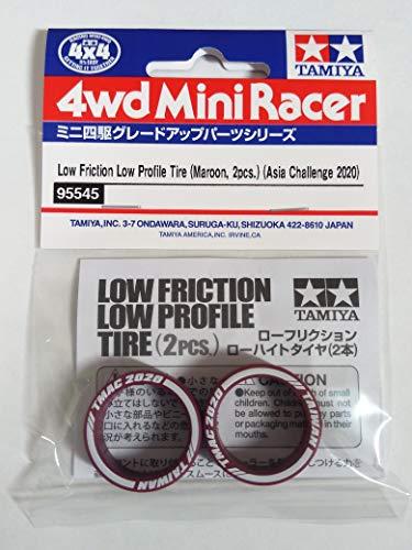ローフリクション ローハイトタイヤ アジア チャレンジ 2020 ミニ四駆アップグレードパーツシリーズ