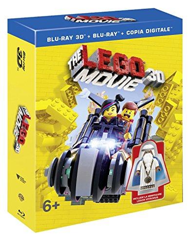 The Lego Movie + Vitruvius- 3D (Blu-Ray + Blu-ray 3D);The Lego Movie [Italia] [Blu-ray]