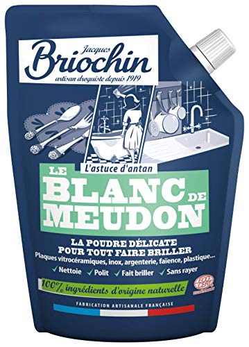 Jacques Briochin Blanc de Meudon Ecocert 500 g