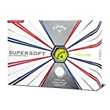 Callaway Golf Supersoft Golf Balls (Yellow), Prior Generation