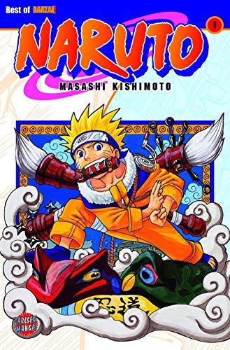 Naruto, Band 1