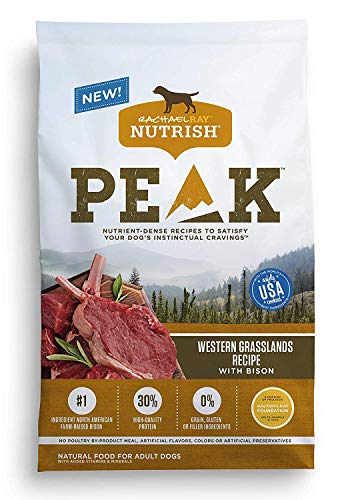 Rachael Ray Nutrish PEAK Natural Dry Dog...