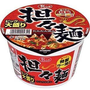 """大黒 ビック担々麺104g ×12個"""""""