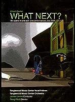 Elliott Carter: What Next An Opera in One Act [DVD]