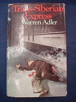 Hardcover Trans-Siberian Express Book