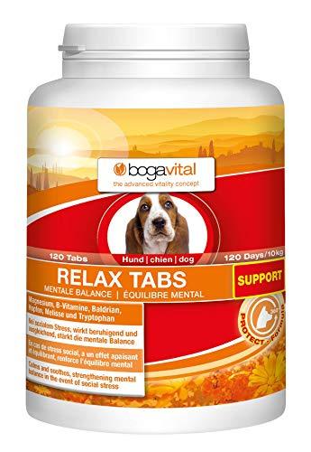 bogavital Relax Tabs Support Hund, 1er Pack (1 x 180 gr)
