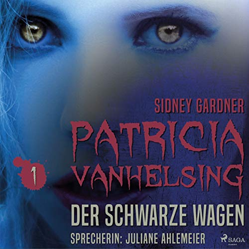 Der schwarze Wagen audiobook cover art