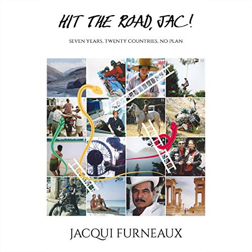 Hit the Road, Jac! Audiobook By Jacqui Furneaux cover art