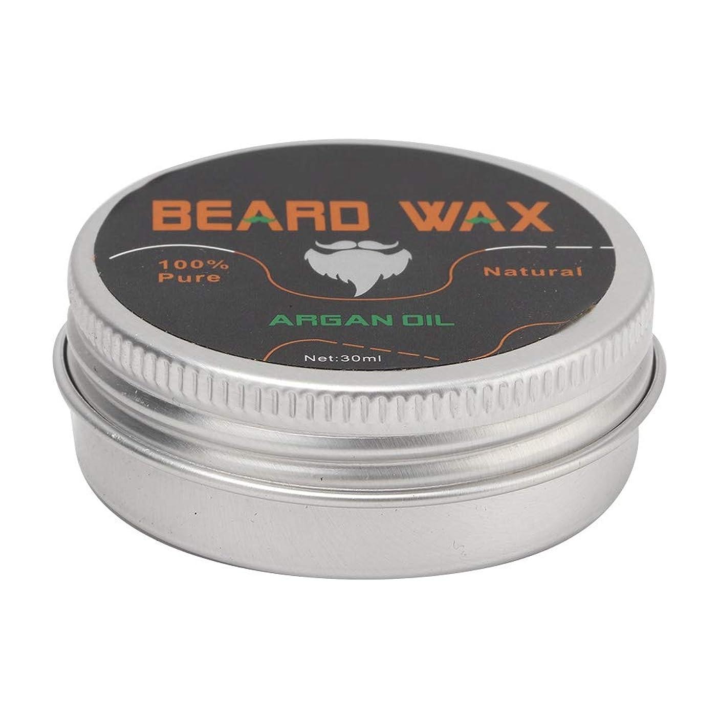 復活させる端末タックルBeard Grooming Wax、30ミリリットル強化&柔らかくするBeards&Moustaches、男性用コンディショナーワックスを残す