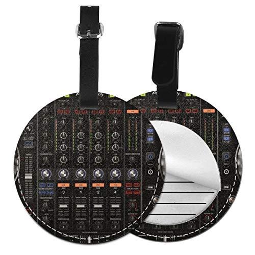 Radio Dj - Banco de trabajo personalizado de piel para maleta, accesorios...