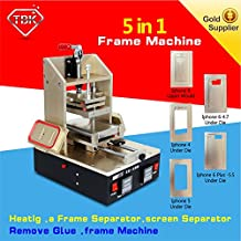 5 in 1 frame machine for Lcd Refurbish and Lcd Touch Screen Glass Separator repair