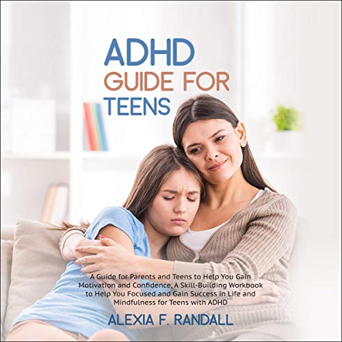 ADHD Guide for Teens  By  cover art