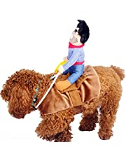 UEETEK - Costume per cani, taglia M