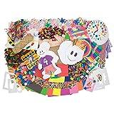 Roylco Big Box of Art and Craft Material Kit