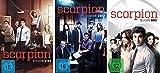 Scorpion Staffel 1-3 (12 DVDs)