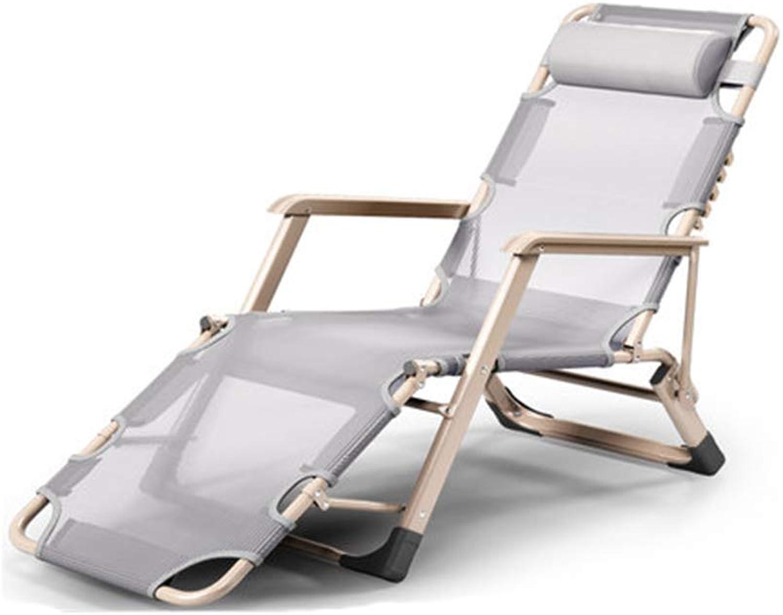 punto de venta Folding chair Tumbona Plegable, Cama Plegable, Cama Individual, Pausa para para para el Almuerzo, Silla Plegable Simple, Pausa para el Almuerzo, Oficina, Cama de Siesta, Cama de Camping, múltiples Opcionales  producto de calidad