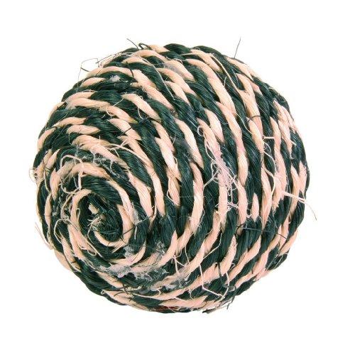 Trixie 4075 Sisal-Ball, ø 6 cm