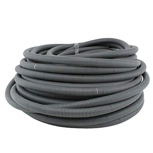 Unitec Flexrohr, Länge: 50 m, Durchmesser: 25 mm, Klassifizierung: 3341, Farbe: KL: 3341, Material: PVC