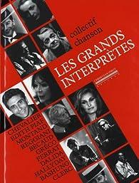Les grands interprètes par Jacques Perciot