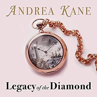 Legacy of the Diamond audiobook cover art