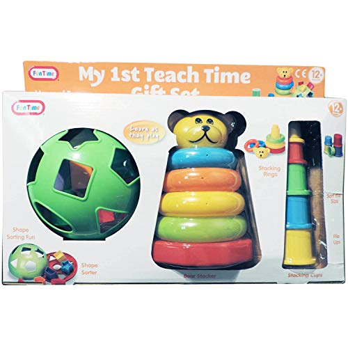 Padgett My First Teach Time Gift Set