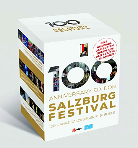 Salzburg Festival - 100 Anniversary Edition (17-DVD Box Set)