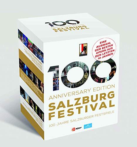 100 Anniversary Edition + Salzburg Festival [Various] [C Major Entertainment: 755704]