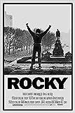 Close Up Rocky Poster Hauptplakat (61cm x 91,5cm) + 1