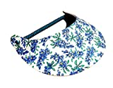 The Incredible Sunvisor Flower Patterns Perfect for Summer! Made in The USA!! (Floral 14)