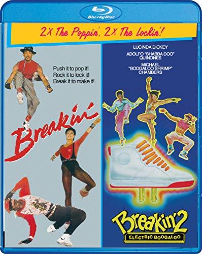 Breakin / Breakin 2: Electric Boogaloo [Edizione: Stati Uniti] [Italia] [Blu-ray]