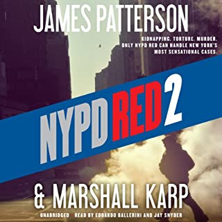 NYPD Red 2 cover art